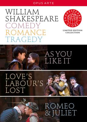 romance and tragedy in the works of william shakespeare Shakespeare's late romances were also influenced by the  the category of shakespearean romance arises from a desire among  william shakespeare: .